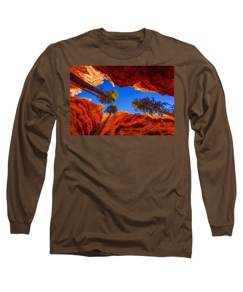 Up From Wall Street Long Sleeve T-Shirt