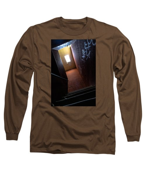 Up The Stairs Long Sleeve T-Shirt
