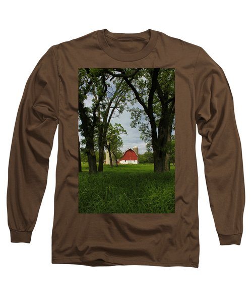 Up Yonder Long Sleeve T-Shirt