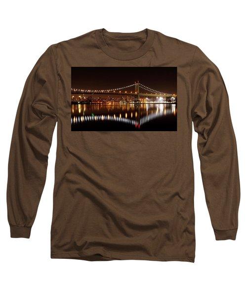 Triboro Bridge Brilliance Long Sleeve T-Shirt