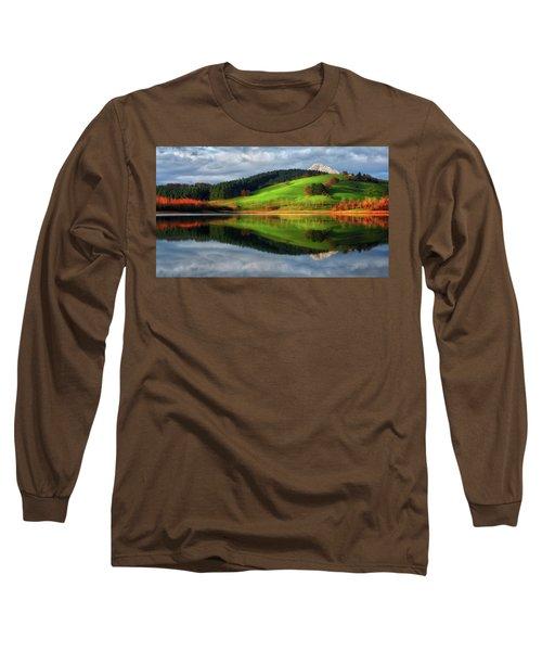 Urkulu Reservoir Long Sleeve T-Shirt