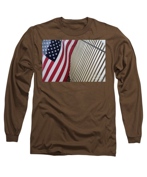 Usa All The Way Long Sleeve T-Shirt
