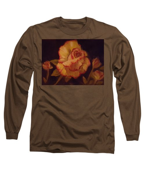 Valentine Rose 2 Long Sleeve T-Shirt