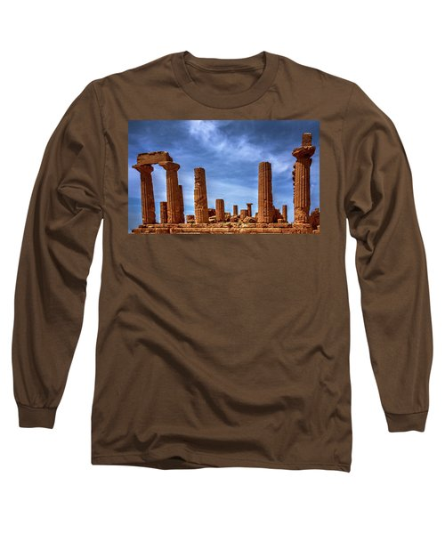 Valley Of The Temples IIi Long Sleeve T-Shirt by Patrick Boening