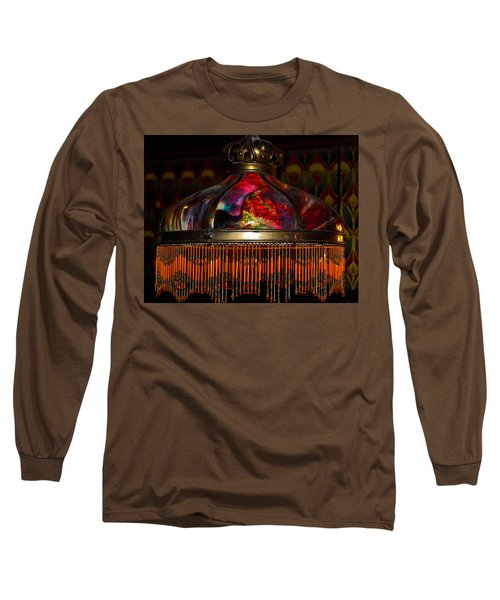 Variegated Antiquity Long Sleeve T-Shirt by DigiArt Diaries by Vicky B Fuller