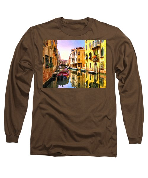 Venice Morning Long Sleeve T-Shirt