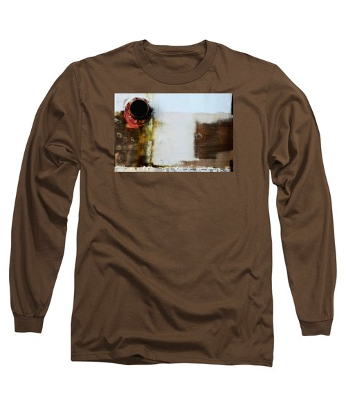 Long Sleeve T-Shirt featuring the photograph Vent by Newel Hunter