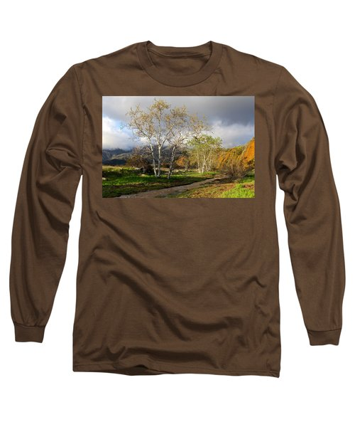 Ventura River Preserve Winter 2017 Long Sleeve T-Shirt