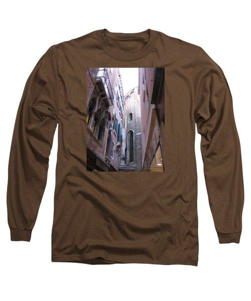 Vertigo In Venice Long Sleeve T-Shirt