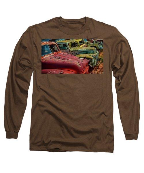 Very Late Models Long Sleeve T-Shirt
