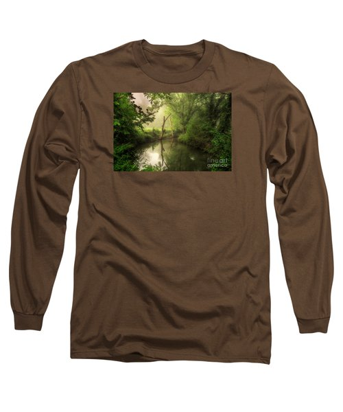 Long Sleeve T-Shirt featuring the photograph Veterans Of Ancient Storms by William Fields