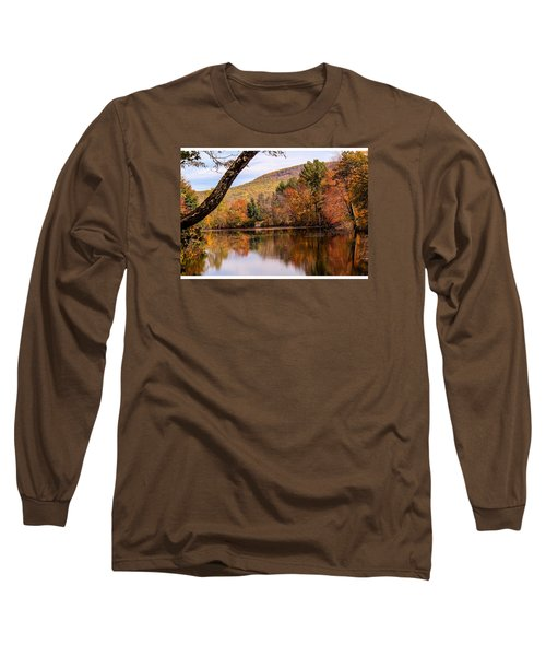 View From Manhan Rail Trail Long Sleeve T-Shirt