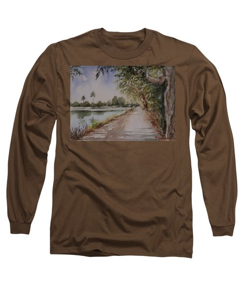 Village Road Long Sleeve T-Shirt