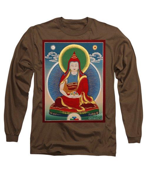 Vimalamitra Vidyadhara Long Sleeve T-Shirt