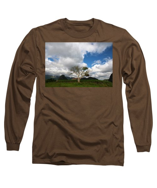 Vinales Valley I Long Sleeve T-Shirt
