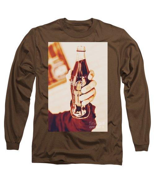 Vintage Cheers Long Sleeve T-Shirt