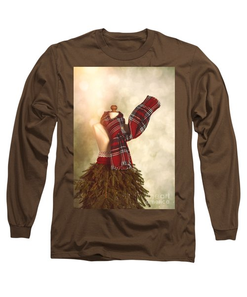 Vintage Christmas Long Sleeve T-Shirt