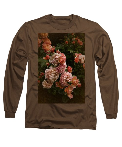 Vintage Roses, 6.17 Long Sleeve T-Shirt