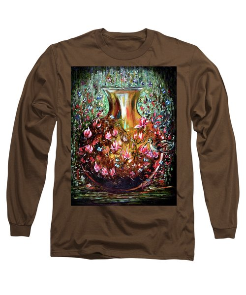 Vintage - Wild - Nature Long Sleeve T-Shirt