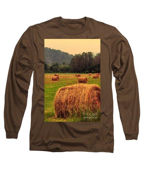 Virginia Evening Long Sleeve T-Shirt
