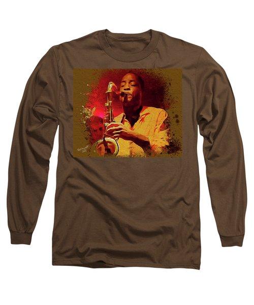 Viva Hot Jazz Long Sleeve T-Shirt