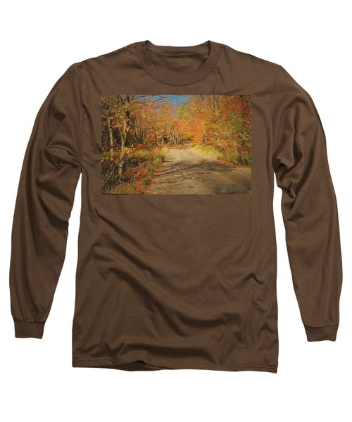 Vt.rte. Fifty Eight Hazen  Notch Long Sleeve T-Shirt