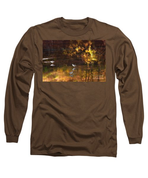 Wading In Light Long Sleeve T-Shirt