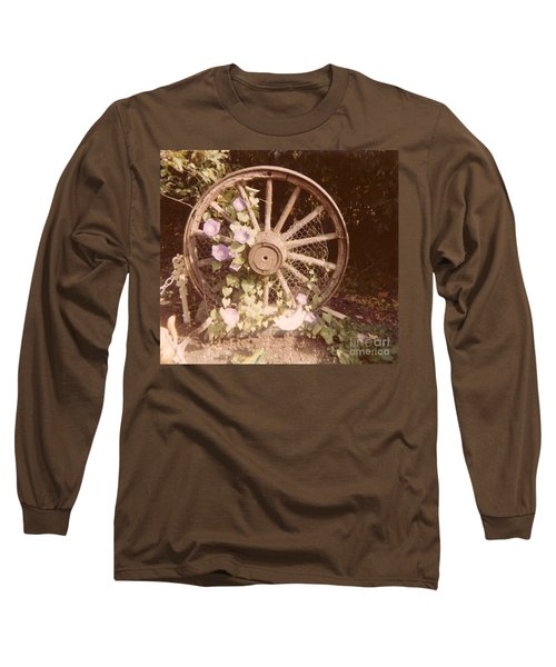 Wagon Wheel Memoir Long Sleeve T-Shirt
