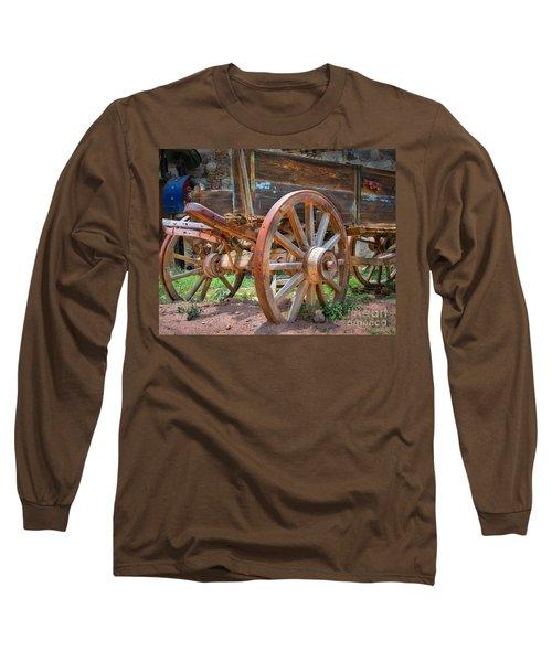 Wagons Ho Long Sleeve T-Shirt