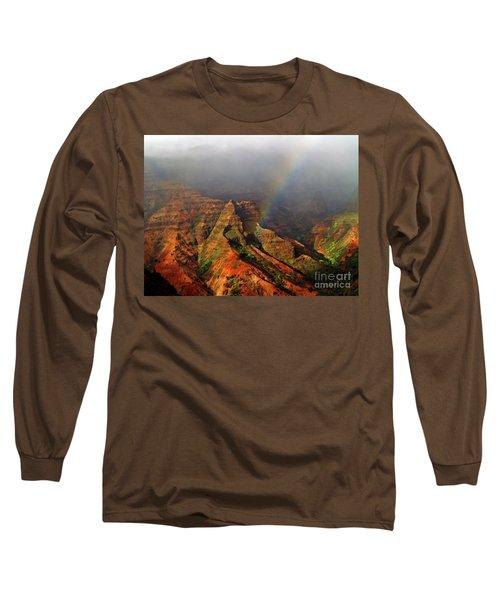 Waimea Canyon I Long Sleeve T-Shirt