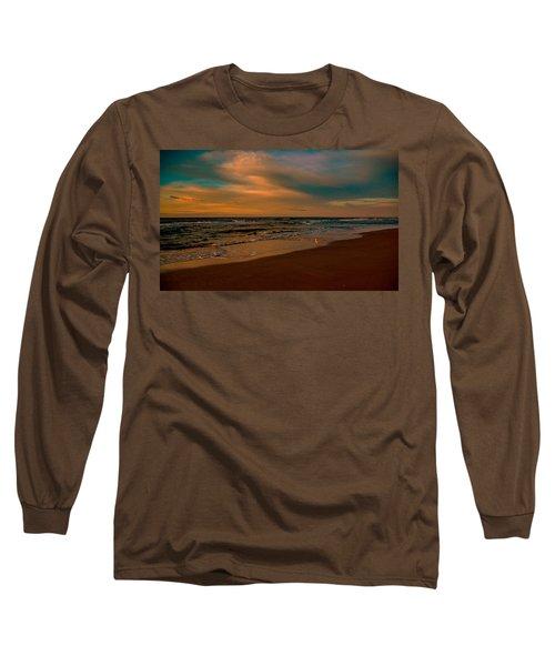Waiting On The Dawn Long Sleeve T-Shirt