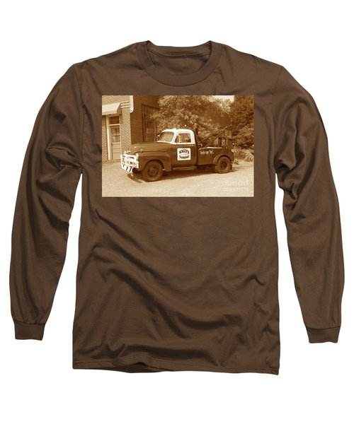 Wally Long Sleeve T-Shirt by Eric Liller