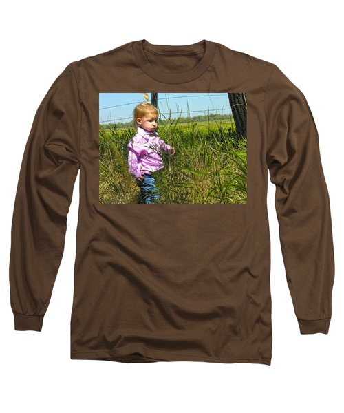 Wandering 3 Long Sleeve T-Shirt