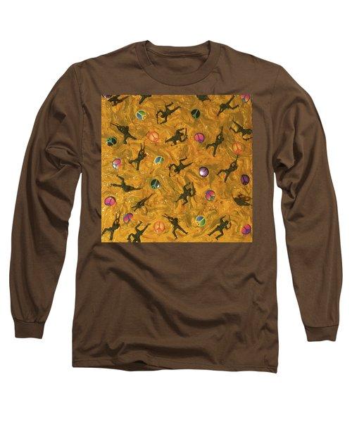 War And Peace Long Sleeve T-Shirt