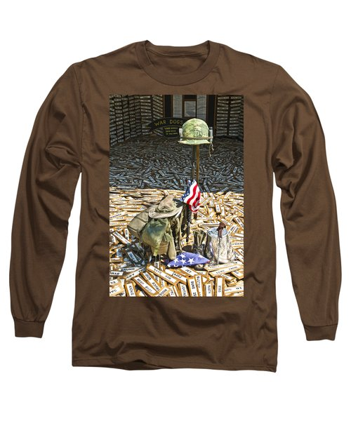 War Dogs Sacrifice Long Sleeve T-Shirt