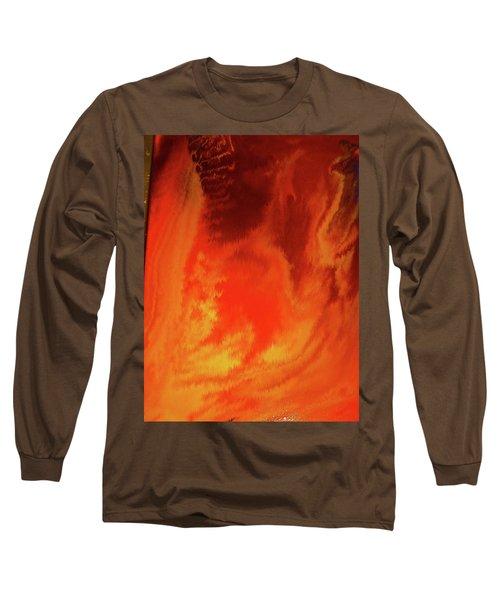 Warm  Long Sleeve T-Shirt