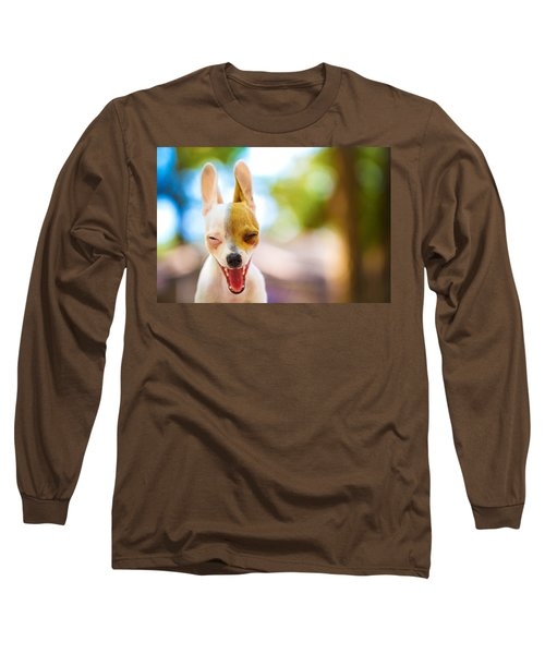 Wassup? Long Sleeve T-Shirt