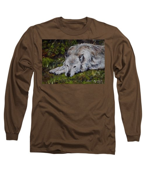 Watchful Rest Long Sleeve T-Shirt