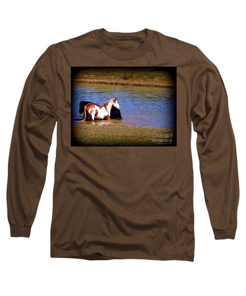 Water Babies Long Sleeve T-Shirt