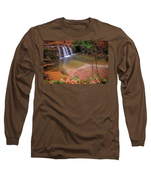 Waterfall-1 Long Sleeve T-Shirt