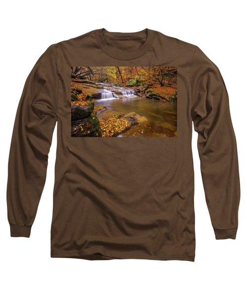 Waterfall-6 Long Sleeve T-Shirt