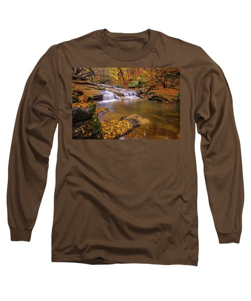 Waterfall-6 Long Sleeve T-Shirt