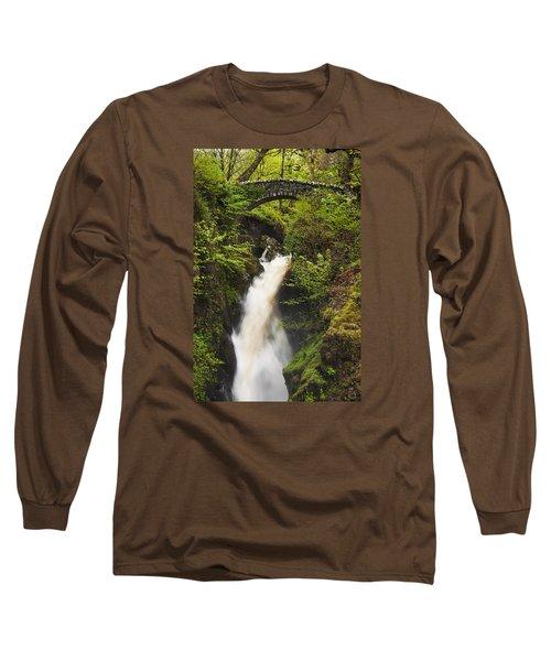Waterfall Aira Force Long Sleeve T-Shirt