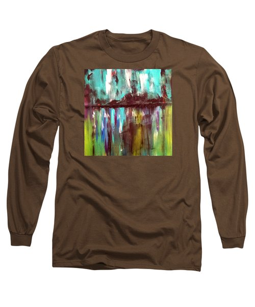 Waterfront Reflections Long Sleeve T-Shirt
