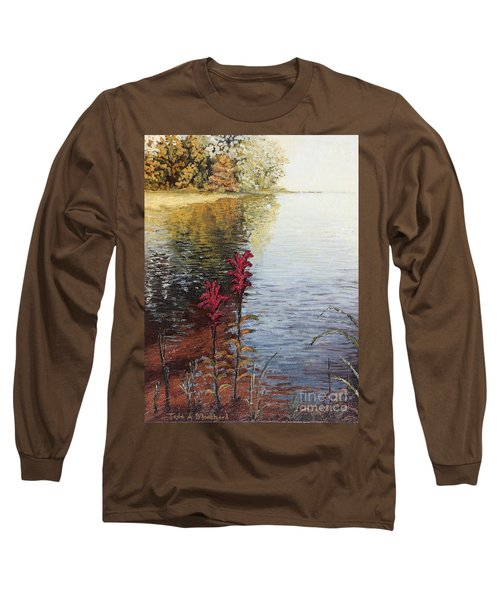 Watts Bar Lake Rockwood Tn Long Sleeve T-Shirt