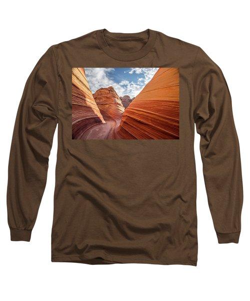 Wave Long Sleeve T-Shirt
