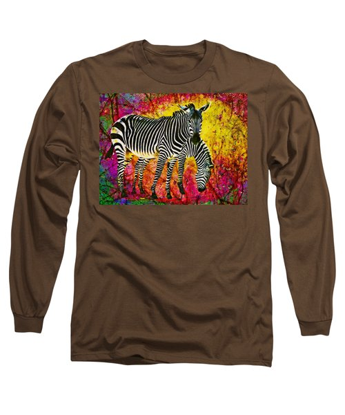 Way Out Of Africa Long Sleeve T-Shirt