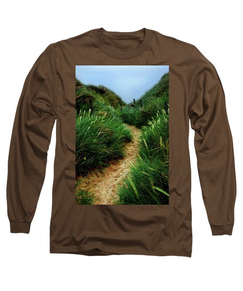Way Through The Dunes Long Sleeve T-Shirt