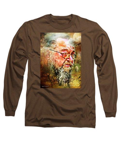 Wayward Son Long Sleeve T-Shirt by Rhonda Strickland