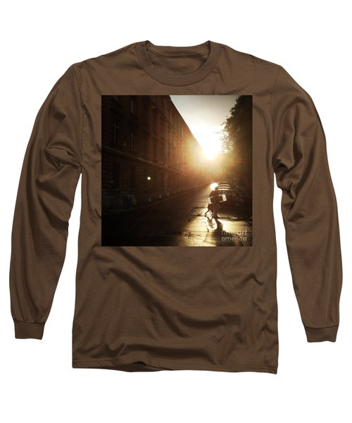We Live In Budapest #11 Long Sleeve T-Shirt